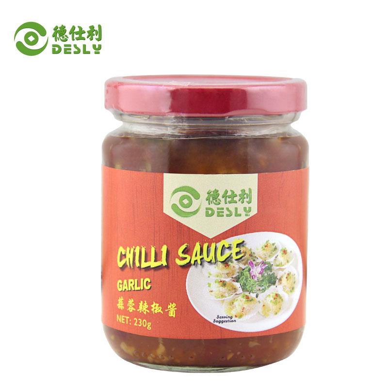 Garlic Chili Sauce 230g