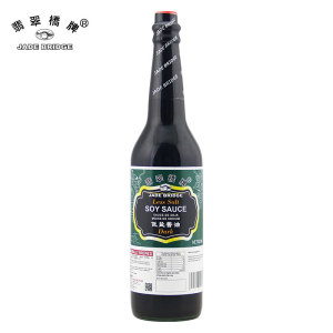 625 ml no msg light soy sauce
