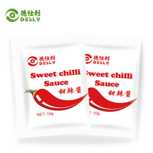 10 g de salsa de ají dulce