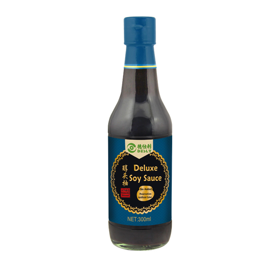 300 ml Desly Deluxe Soy Sauce