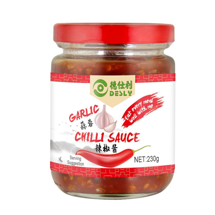 230 g garlic chilli sauce