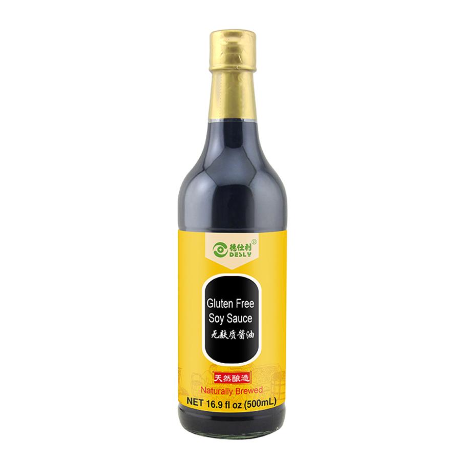500 ml Desly Gluten Free Soy Sauce