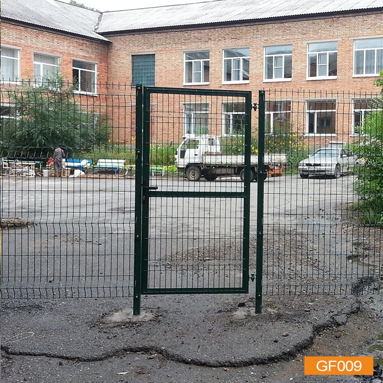 Одиночные ворота