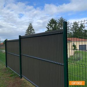 Персиковый пост забор