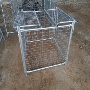 Rubbish cage