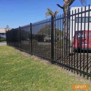 Aluminum Tubular Fence