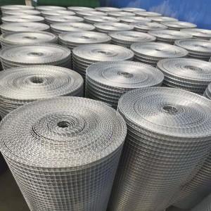 Рулон сварной проволочной сетки