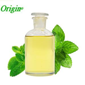Medicine skin care ciggarette additive natural menthol peppermint essential oil