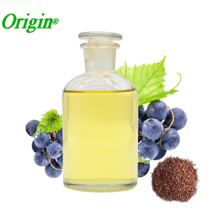 Massage oil hair care skin care Organic grape seed oil