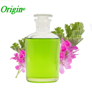 Therapeutic body care skin care Natural Geranium oil