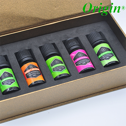 Massage aromatherapy therapeutic essential Oil Set