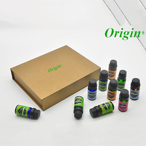 100% чистого эфирного масла терапевтического качества качества комплект эфирное масло подарок