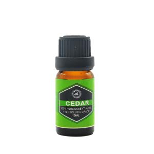 Nice flavour pain relief hair growth Cedar essential oil
