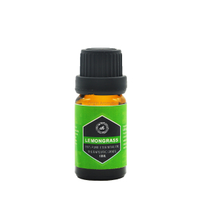 Balance oily skin anti depression Lemongrass essential oil