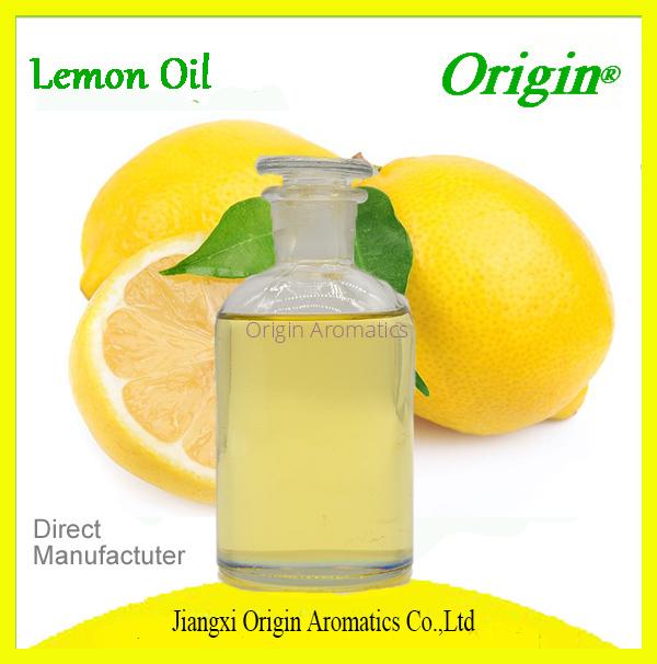 Pure natural skin care Lemon oil
