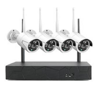 HD wireless surveillance camera