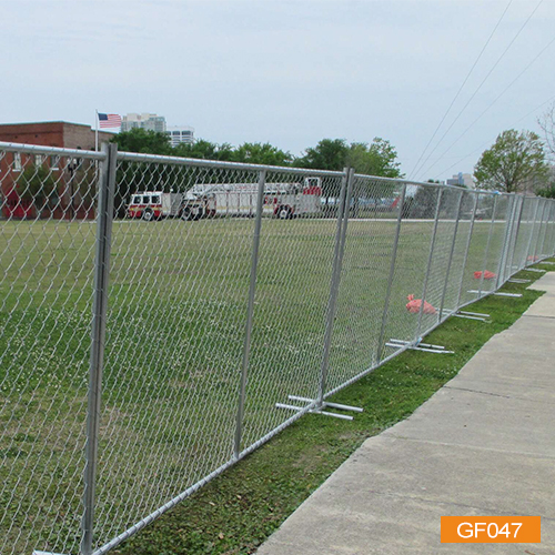 Gabion Walls-American temporary fence