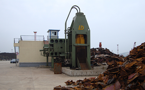 Q91Y-1250II Shear Site shooting