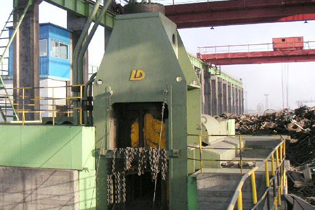 Double Feed Box Shear
