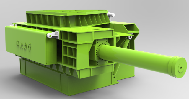Cylinder crusher